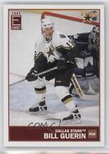 2003-04 Pacific Exhibit #47 Bill Guerin Dallas Stars Hockey Card