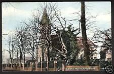 Portsmouth. Milton nr Fratton & Southsea Church by JWS.