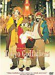 TOKYO GODFATHERS Anime DVD