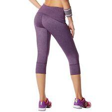 "ZUMBA ""SO BOOTYFUL"" CAPRI LEGGINGS PANTS Dance,Yoga,Cycling,Running,Crossfit etc"