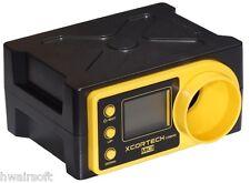 AIRSOFT SHOOTING CHRONO CHRONOGRAPH XCortech X3200 100% GENUINE ORIGINAL MK3 CAP