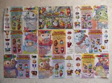 "Set di BPZ ""Kukomons-la Sfera Testa Monster"" 2000 tutti 8 diversi!"