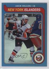 2008-09 O-Pee-Chee Rainbow Retro #521 Jack Hillen New York Islanders Hockey Card
