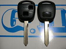 Chiave scocca-guscio-cover key TOYOTA AVENSIS COROLLA RAV4 LAND CRUISER e LEXUS