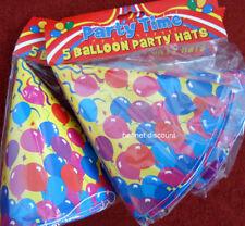 15 per Bambini cappelli di partito Cono Forma modelli assortiti compleanno battesimo ecc.