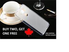 Fits LG G6 Phone Case - Mate Skin Clear TPU Gel Soft Back Cover