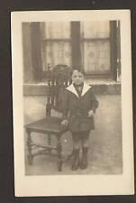 DOUE-la-FONTAINE (49) Enfant du Pays & Chaise cannelée