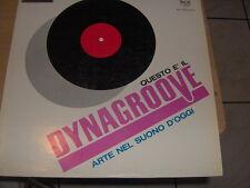 "LP 12"" RCA DYNAGROOVE  MORRICONE MIRANDA MARTINO RUBINSTEIN GOULD MUNCH SOLTI NM"