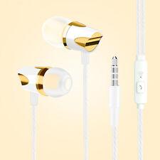 Super Bass In-Ear Kopfhörer Ohrhörer A11 Headset Earphone Headphone + PU-Tasche