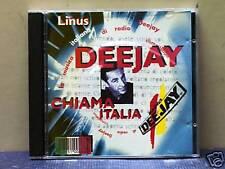 LINUS-CD DEE JAY  CHIAMA ITALIA