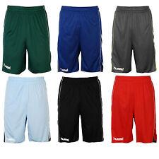 Hummel Sport Pantaloni Pantaloncini sportivi Calcio Pallamano NUOVO 234