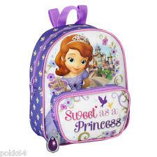 Princesse Sofia sac à dos Sweet as a Princess XS cartable Disney 23cm crèche 517
