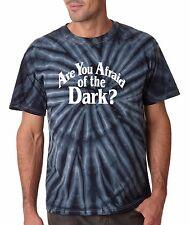"TIE DYE Nickelodeon ""Are You Afraid Of The Dark"" T-shirt"