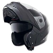 Caberg Duke DVS Modular Flip Up Front Motorcycle Motorbike Helmet Matt Black