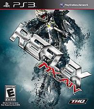 MX vs. ATV Reflex (Sony PlayStation 3, 2009) Disc Only