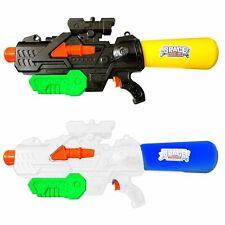XXL Wasserpistole 60cm mit 2l Wasser Tank | Spritzpistole Wassergewehr | Pistole