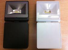 8w LED Flood Light Fitting Timeguard 100 watt Energy Saving Black