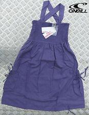 WOMEN'S O'NEILL SUMMER STRAPPY DAWN DRESS PURPLE cotton ladies girls NEW