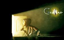 153235 Coraline Movie Art Wall Print Poster CA