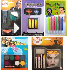 Gesichtsfarbe Schminke Schminkstifte Farbe Abwaschbar Karneval Fasching Party