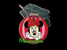 MINNIE MOUSE Christmas Tree ORNAMENT Disney Pin