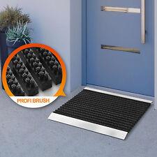 Profi Brush Design Fußmatte Türmatte Fussabtreter Eingangsmatte Fussmatten Black
