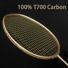 Ultralight Sports Racket Z Speed 4U Carbon Strings Original Badminton Training