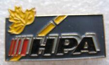 Pin's HPA avec feuille d'Erable #1285
