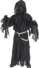 Ringwraith Lord Rings Hobbit Grim Reaper Fancy Dress Halloween Child Costume