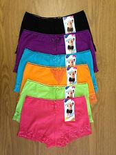 12 Pairs Ladies Cotton Elastane Fashion Underwear / Undies / Briefs Size 18-20