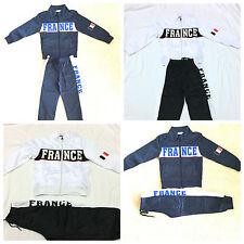 Chicos Francia Chándal Set-mayores de 4 años a 14 años