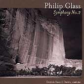 PHILIP GLASS: Sym. No. 2; Interlude; Concerto (CD) DENNIS RUSSELL DAVIES, VIENNA