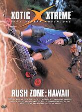 Xotic Xtreme - Rush Zone: Hawaii (DVD, 2003)  ***Brand NEW!!***