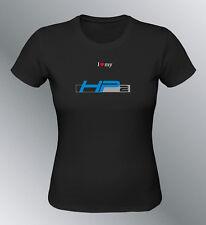 Tee shirt personnalise HP2 Megamoto S M L XL femme moto HP 2