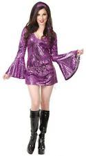 Charades Disco Diva Womems Costume