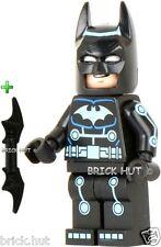 LEGO SUPER HEROES - BATMAN FIGURE + FREE  - BATWING - RARE - BESTPRICE - NEW
