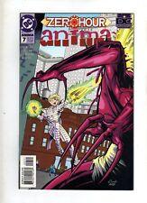 ZERO HOUR ANIMA - DC COMIC - # 7  -   SEPT 1994 -VG