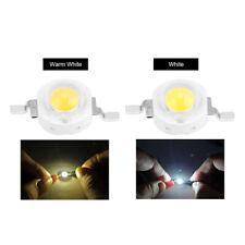 100PZ 1W 3W Perline lampada Lampadine a risparmio energetico Chip LED DIY SMD