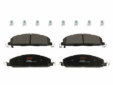 Rear Brake Pad Set For 09-18 Dodge Ram Ram 2500 3500 MX68W3 Premium