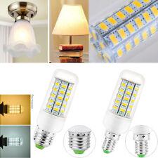 E27 E14 LED Corn Bulbs 5W 7W 9W 11W 13W 15W 20W Light 5730 SMD Bright Lamps 220V