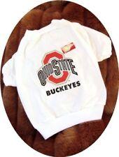 Ohio State Buckeyes OSU Cotton Dog Tee Shirt Size Choice Unisex Design
