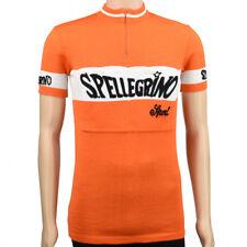 VV Classics San Pellegrino vintage style merino wool cycling jersey - Eroica
