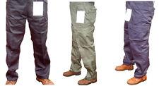 Da Uomo Esercito Carico Combat Lavoro Pantaloni Girovita 30 - 54 Bnwt Forte Resistente Grande Prezzo