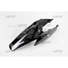 48518: UFO Guardabarros trasero con paneles laterales traseros UFO KTM negro