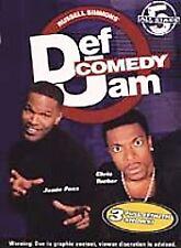 Def Comedy Jam: All Stars 5, Very Good DVD, Jamie Foxx, Martin Lawrence, Chris T