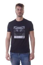 Camiseta Emporium Armani EA7Sweatshirt % Hombre En Negro 3YPTD9PJ30Z-1200