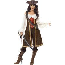 Piratin Kostüm Piratenbraut Piratenkostüm Damen Piratinnenkostüm Piratinkostüm