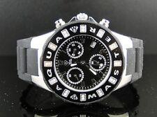 New Ladies Aqua Master Jojo Joe Rodeo Jelly Black Diamond Watch 38Mm .24 Ct
