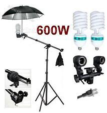 Hairlight Photostudio Boom Umbrella Lighting Light Kit