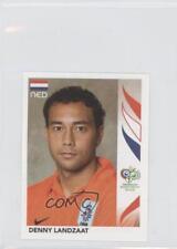 2006 Panini World Cup Album Stickers #236 Denny Landzaat Soccer Card